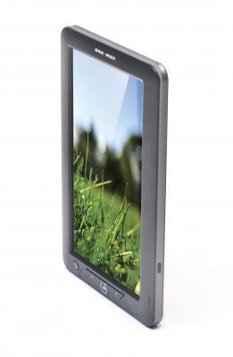 Электронная книга SeeMax Book-Reader B710 - сбоку