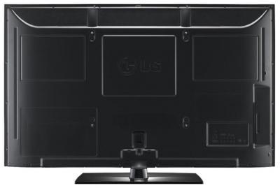 Телевизор LG 50PT350 - вид сзади