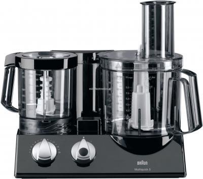 Кухонный комбайн Braun Multiquick 5 K700 (Black) - общий вид