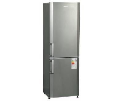 Холодильник с морозильником Beko CS334020T - общий вид
