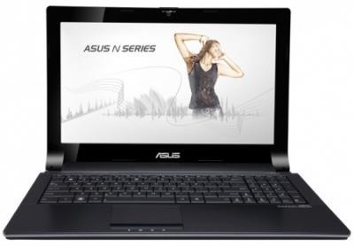 Ноутбук Asus N53Sv-SX117D - спереди