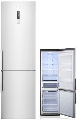 Холодильник с морозильником Samsung RL48RECSW1 - общий вид
