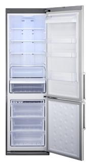 Холодильник с морозильником Samsung RL-50 RECRS - в открытом виде
