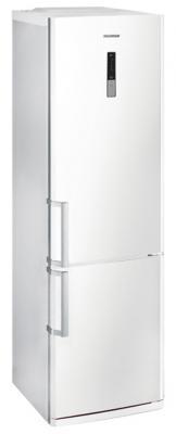 Холодильник с морозильником Samsung RL50RECSW1 - вид сбоку