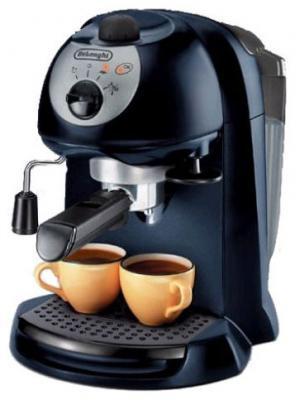 Кофеварка эспрессо DeLonghi EC 190 - общий вид