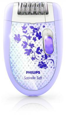 Эпилятор Philips HP6512/00 - общий вид