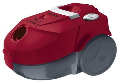 Пылесос Scarlett SC-087 (Red) - общий вид