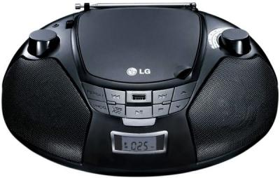 Магнитола LG SB16 - общий вид