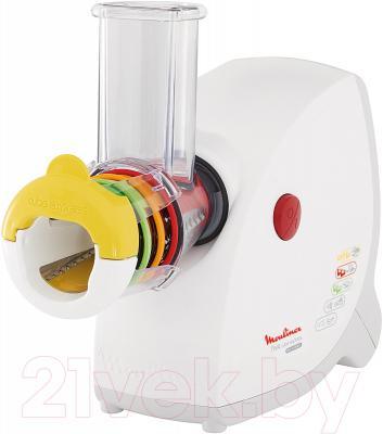 Мясорубка электрическая Moulinex ME41513E - насадки для овощей