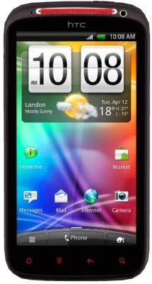 Смартфон HTC Sensation - общий вид