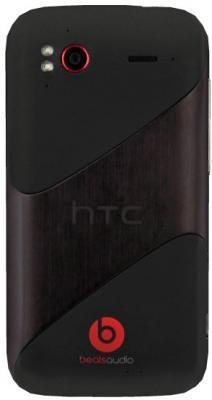 Смартфон HTC Sensation - задняя панель
