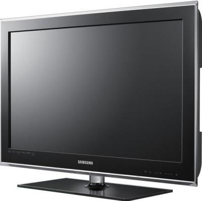 Телевизор Samsung LE37D551K2W - спереди