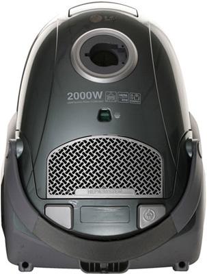 Пылесос LG VC37203HQ - вид спереди