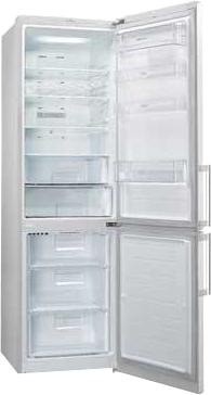 Холодильник с морозильником LG GA-B429BVQA - внутренний вид
