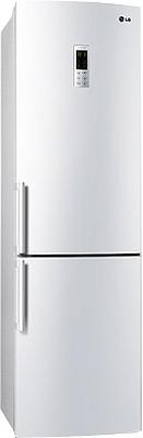 Холодильник с морозильником LG GA-B429BVQA - общий вид