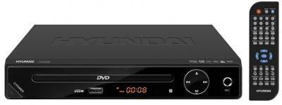 Dvd-плеер Hyundai H-DVD5028 - общий вид