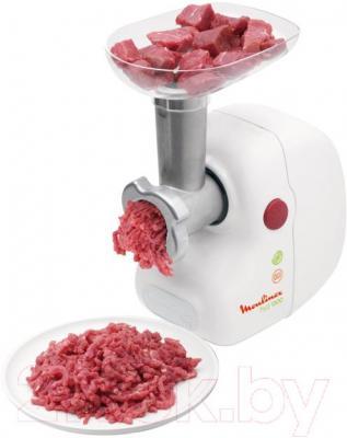 Мясорубка электрическая Moulinex HV2 ME20513E - мясорубка с мясом