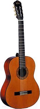 Акустическая гитара Oscar Schmidt OC9 - в открытом виде