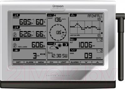 Метеостанция цифровая Oregon Scientific WMR300 - общий вид