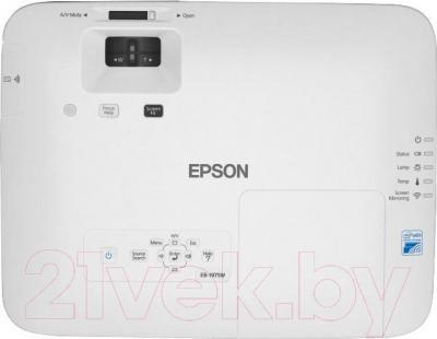 Проектор Epson EB-1975W - вид сверху