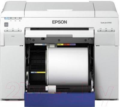 Фотобумага Epson C13S450069 - в принтере
