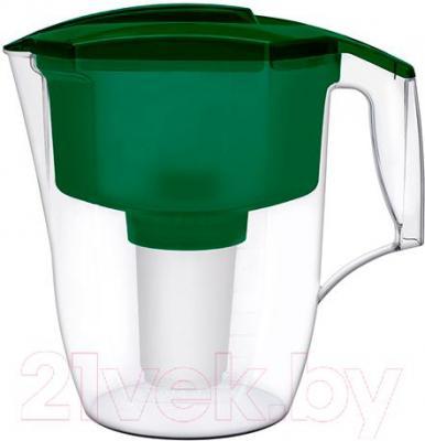 Фильтр питьевой воды Аквафор Гарри P42B05N (Зелёный) - общий вид