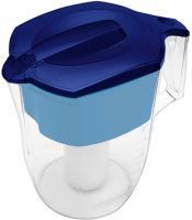 Фильтр питьевой воды Аквафор Гарри P42B05N (синий, с дополнительным модулем) -