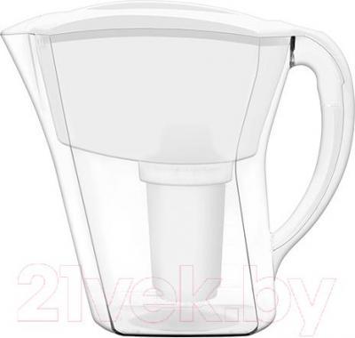 Фильтр питьевой воды Аквафор Премиум (белый) - общий вид