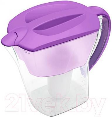 Фильтр питьевой воды Аквафор Премиум (Сиреневый) - общий вид