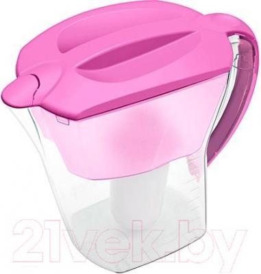 Фильтр питьевой воды Аквафор Премиум (Цикламен) - общий вид