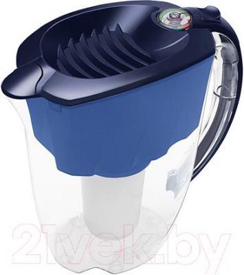 Фильтр питьевой воды Аквафор Престиж (Синий) - общий вид