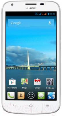 Смартфон Huawei Ascend Y600 (белый) - общий вид