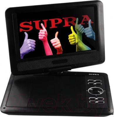 Портативный DVD-плеер Supra SDTV-924UT - общий вид
