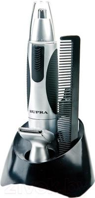 Машинка для стрижки волос Supra NTS-102 (серебристый) - общий вид