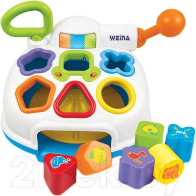 Развивающая игрушка Weina Сортер (2002) - общий вид