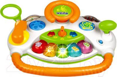 Развивающая игрушка Weina Юный водитель (2088) - общий вид