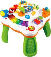 Развивающая игрушка Weina Музыкальный активный столик (2092) -