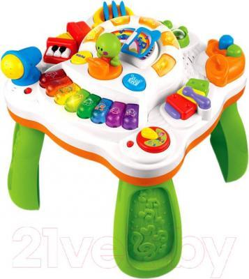 Развивающая игрушка Weina Музыкальный активный столик (2092) - общий вид