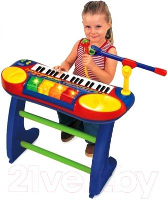 """Музыкальная игрушка Weina Пианино """"Музыкальные огни"""" (2079)"""