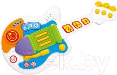 Музыкальная игрушка Weina Детская Рок-гитара (2099) - общий вид