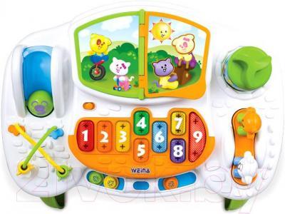 Развивающая игрушка Weina Игровое поле (2134) - игровая панель