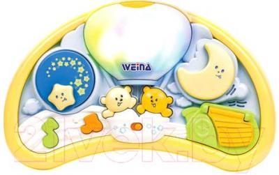 Ходунки Weina С ночником-проектором - панель