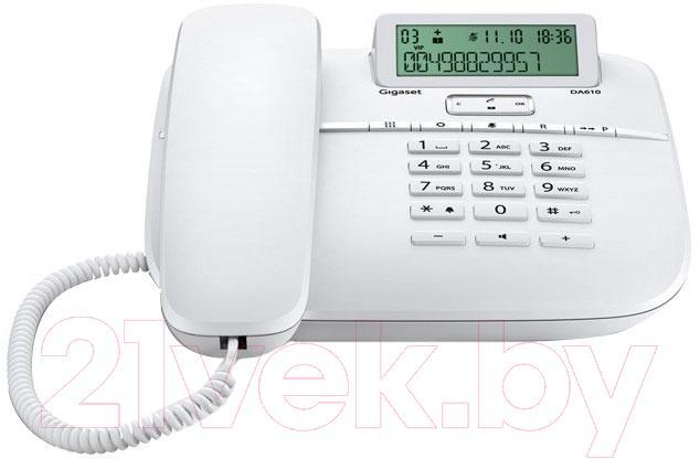 Проводной телефон Gigaset