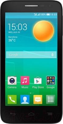 Смартфон Alcatel One Touch POP D5 / 5038D (темный шоколад) - общий вид