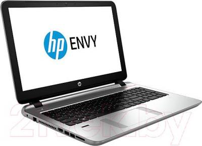 Ноутбук HP ENVY 15-k150nr (K1Q33EA) - вполоборота
