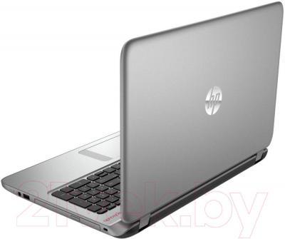 Ноутбук HP ENVY 15-k152nr (K1X11EA) - вид сзади