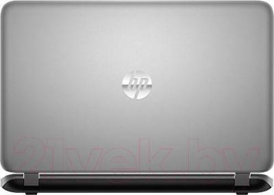 Ноутбук HP ENVY 17-k151nr (K1X62EA) - задняя крышка