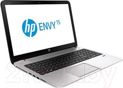 Ноутбук HP ENVY 15-j151nr (K6X80EA) - вполоборота