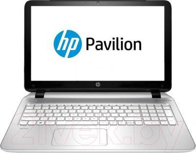 Ноутбук HP Pavilion 15-p154nr (K1Y27EA) - общий вид