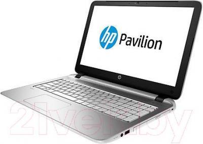 Ноутбук HP Pavilion 15-p154nr (K1Y27EA) - вполоборота